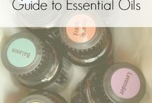 Essential Oils / by Jessica Fidler
