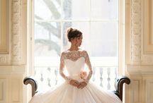 Wedding dress envy