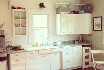 Kitchen torpet