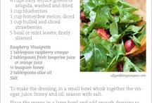 Recipes/Meal Ideas / by Carley Wyant