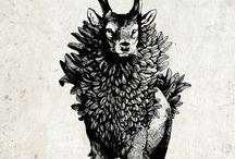 hannibal:deer