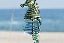 82. Zeepaardjes. / Warme zeeën.