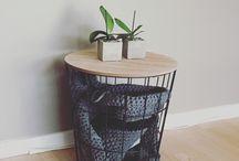 """Vores """"nye"""" stue / Har smidt alle gamle møbler ud, og startet fra scratch"""