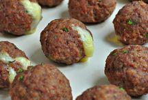 Köfteler/Meatballs