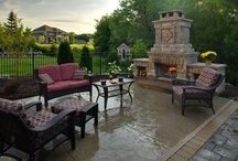 Firepits, fireplaces and fire features / Everything fire