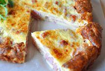 Pizza  / quiche / fougasse