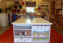 Creative Sewing & Craft Rooms / by Mari DeeDee