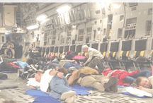 Military Travel / Space-A flying, on-base lodging, military recreation facilities, military travel discounts