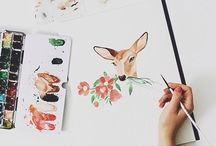Watercolour inspiration