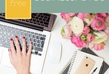 Blogging Tips / Starting a blog or being a blogger is hard work. And here you find best practise and ideas for blogging