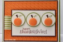 Stamping - Thanksgiving