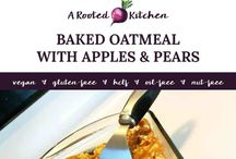 A Rooted Kitchen Vegan Recipes