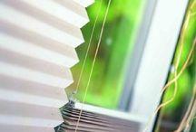 Pomysły do domu / Rolety wewnętrzne materiałowe, żaluzje aluminiowe, żaluzje drewniane, żaluzje pionowe, plisy, rolety dzień-noc i inne nowoczesne osłony okienne