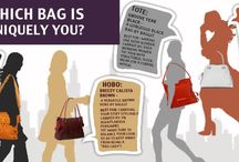 Pick your #Bag to Match your #Style!  / Grab a bag that's quite like you! From messengers to #Totes, #Hobos to #Shoulder Bags - these goodies house ample room for all of one's essentials.  Be fabulous! Be you!