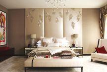 bedroom headboard