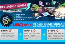 UBOPOKER (Card Games) / Situs Pusat Poker Online Indonesia dengan Games Terbaik dan Deposit Paling Murah