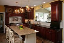 Kitchen; The Heart of the Home