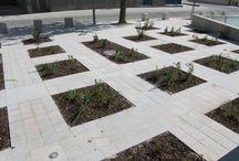 External Floor Tiles / Limestone's when used as External floor tiles, give a perfect feeling to your space