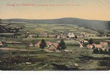 Deschney - alte ansichtskarten