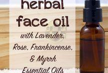 Oils for self-care
