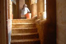 Cob House /case di Paglia