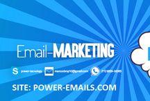 Power Emails R$: 9,90 / Email Marketing ,Sms,Whatsapp Marketing Completo   Melhores Soluçoes Alcance Seu Alvo Publico  Site: http://www.power-emails.com  Skype: Power-Tecnology  WattsApp: 11-9859-26565  Email Contato: marcosbrsp10@gmail.com