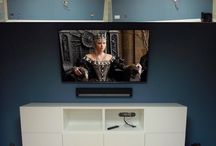 Our work: Home cinema / Our finished works, details and more ...