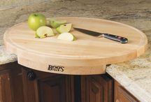 Awesome corner chopping board