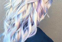 Bajkowe włosy