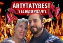 Artytatybest / Humor amor unboxing y muchas cosas mas