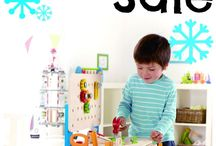 Winter Fun with Babies, Toddlers, and Preschoolers / Fun Ideas for Winter