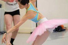 Dance n Stuff / by Elizabeth Kenyon