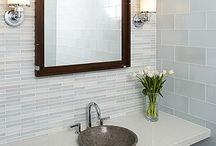 Gabriola Remodel: Upstairs bathroom