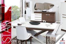 Star Yemek Odası Takımı / Star Yemek Odası Takımı http://gizemmobilya.com.tr/ #mobilya, #furniture, #comfortable #sizdeevinizegizemkatın #kısıkköymobilya #karabağlarmobilya #yemekodası #yemekodasıtakımı