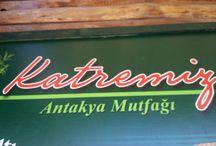 Katremiz de akşam. . / Antakya Mutfağı Ankara'da Antakya'yı yaşatıyor. ..