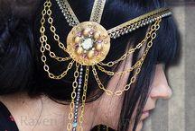 headdress - light