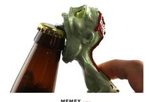 Zombie Bottle Opener / Zombie Bottle Opener