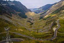 Romanian tourist areas