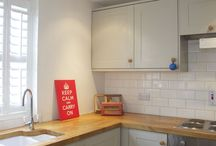 Cosy and Elegant Kitchens / More than just a space for cooking and eating, the kitchen in our holiday rentals is where all of the action in the home takes place.