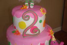 Kylie 2nd birthday