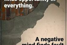 positive and negative quotes