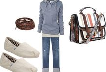 Everyday Wear / casual, comfy, everyday, nothing special clothes :] / by Jennifer Hearn