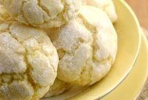Crinckle Cookies