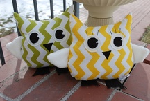 DIY Pillows & Cushions / by Brittany Pudiwitr