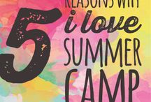 All Things Summer Camp