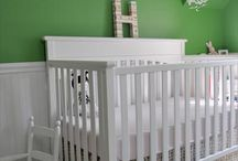 Gender Neutral Nursery / For the baby! / by Jamie Fisher