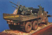 Gun Truck - model
