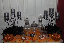 Abby's Halloween Candy Buffet / by Daniele Niro