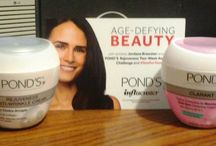 "Ponds Voxbox /  POND'S Rejuveness Anti-Wrinkle Cream and POND'S Clarant B3 Dark Spot Correcting Cream  ""I received these products complimentary from Influenster for testing purposes."" / by Heather Kaman"