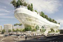 Contemporary architecture - International